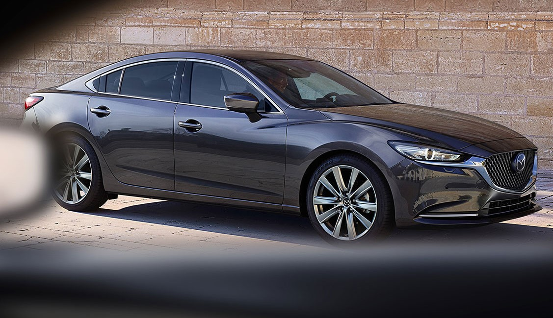 new 2021 mazda 6 archives