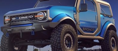 New Ford Bronco Sport 2021 Exterior