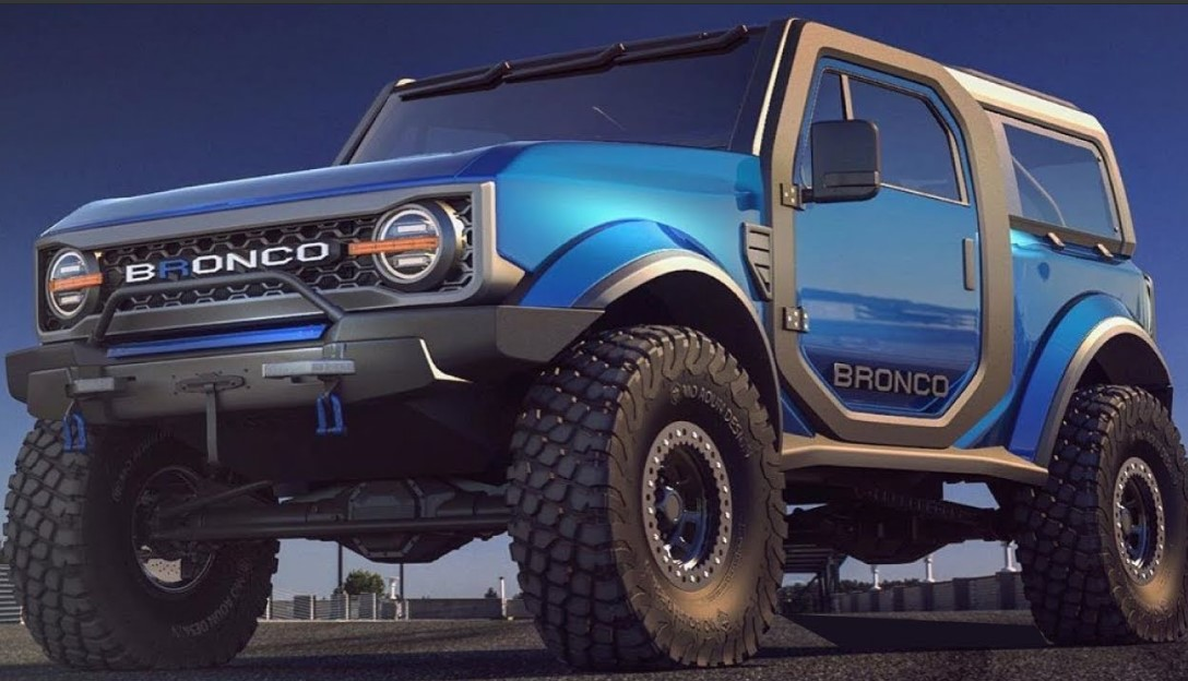 ford baby bronco 2021 archives