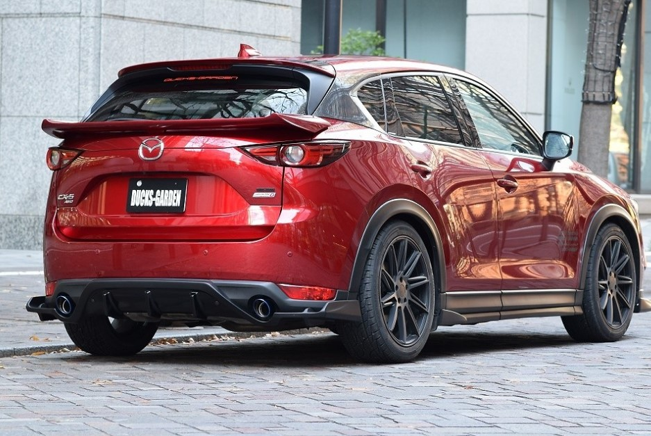 2021 Mazda CX 5 Hybrid Exterior and Specs Changes