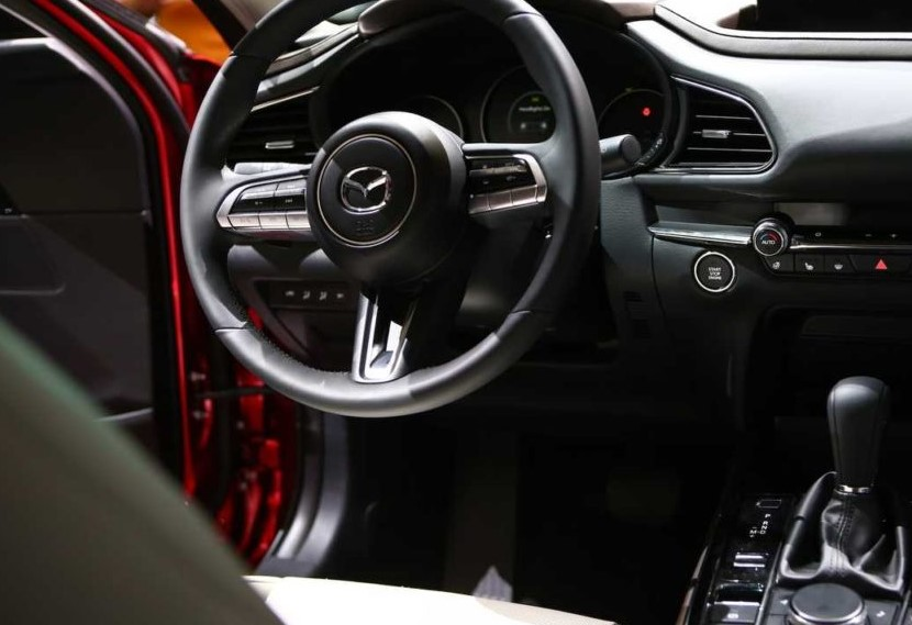 2021 Mazda CX 5 Hybrid Interior Feature