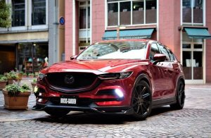 2021 Mazda CX 5 Hybrid Redesign and Concept