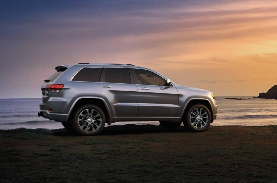 New 2021 Jeep Grand Cherokee Exterior Redesign