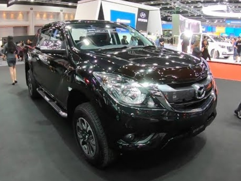 New 2021 Mazda BT 50 Redesign Rumors