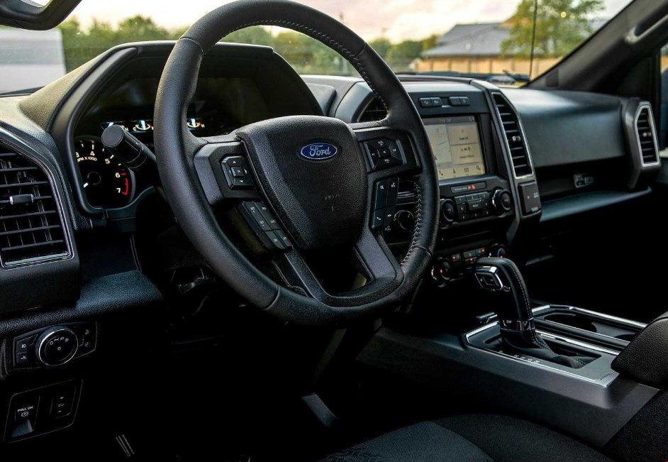 2021 Ford F150 Interior Redesign