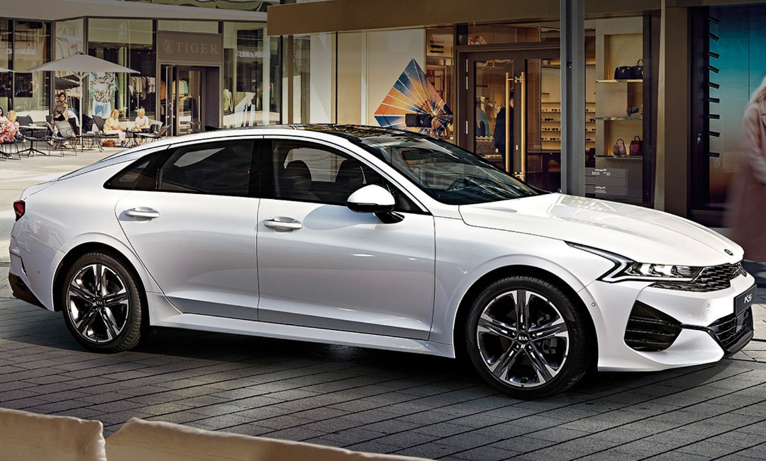 New 2021 Kia Optima Redesign Exterior