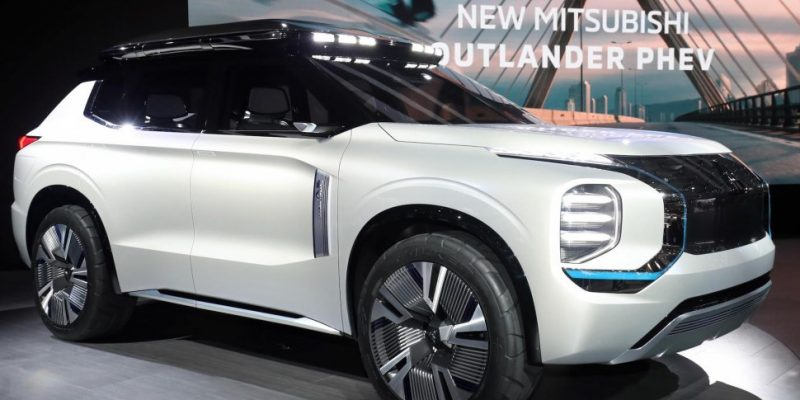 New 2021 Mitsubishi Outlander Phev Redesign